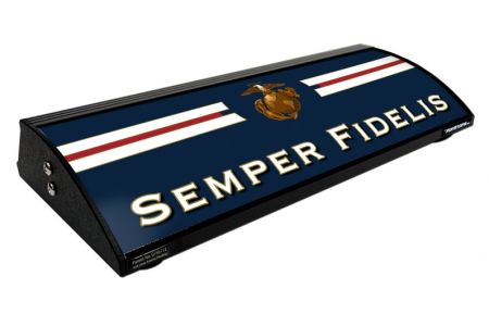"SEMPER FIDELIS (18"")"