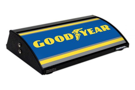 "12"" Goodyear Logo  / SPIRIT OF AMERICA"