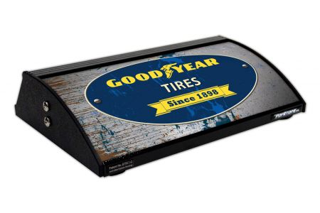 Goodyear Tires  (Since 1898) / BUILT FOR SPEED