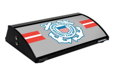 "U.S. Coast Guard Logo / Semper Paratus (12"")"
