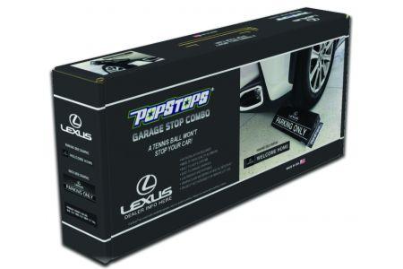 """LEXUS - 18"""" PopStops Garage Stop Box"""