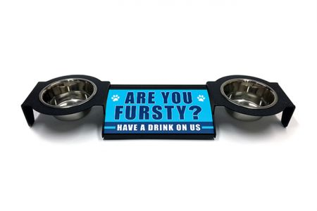 (P4P) Are you Fursty? HAVE A DRINK ON US - Combo Set (Double Mounts) (B/W)
