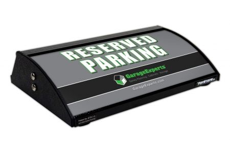 """Garage Experts Combo Set - Reserved Parking / You're Home (12"""")"""