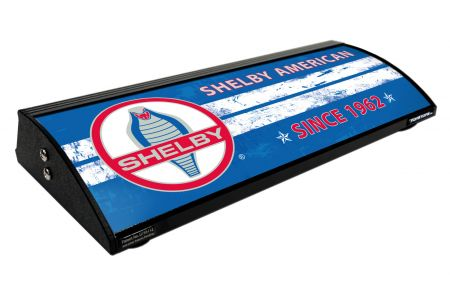 """SHELBY AMERICAN / SINCE 1962 - AN AMERICAN LEGEND (18"""")"""